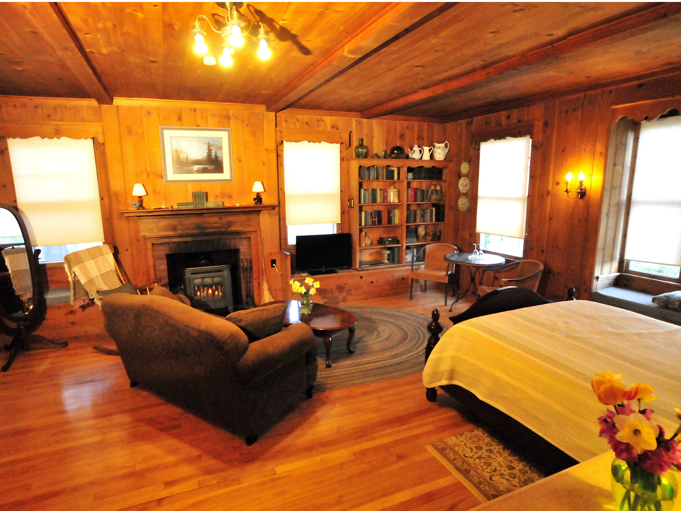 Romantic Honeymoon Suite At Our Bed Amp Breakfast In The